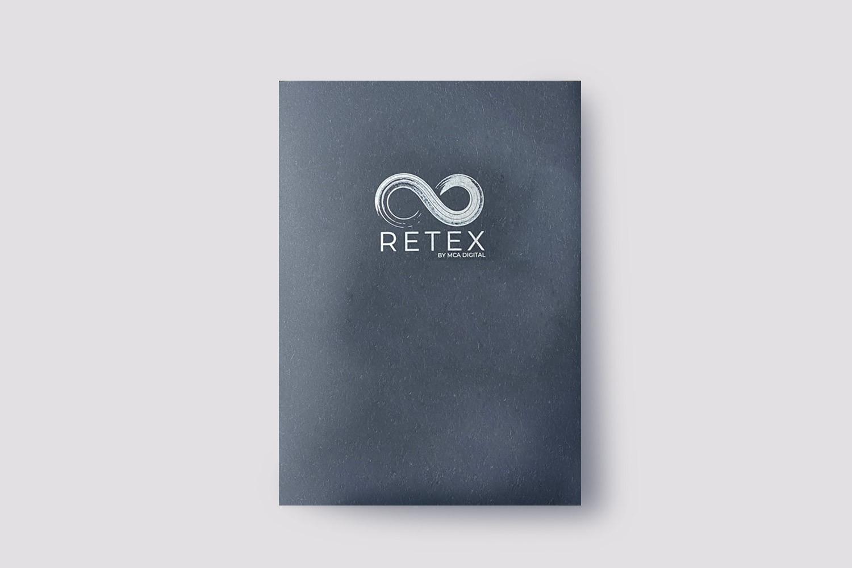 La Re-box stampata con supporti ecologici